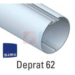 Adaptations moteur simu-Somfy Ø50 - Tube deprat 62