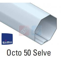 adaptations moteur simu-Somfy Ø50 - Tube octo 50 Selve