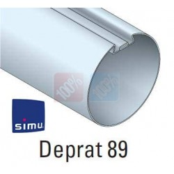 Adaptations moteur simu-Somfy Ø60 - Tube Deprat 89