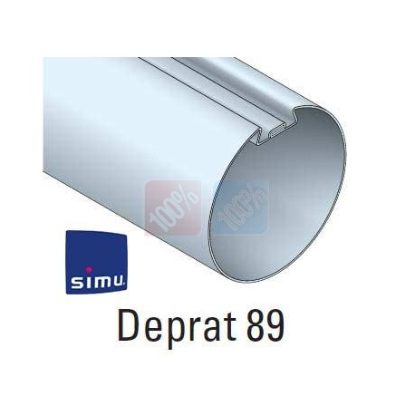 Adaptations moteur simu Ø60 - Tube Deprat 89