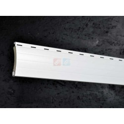 Lame 44mm Aluminium Blanc 115cm de long