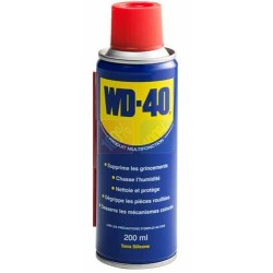 WD-40 Multi-usage Dégraisse Lubrifie 200ml