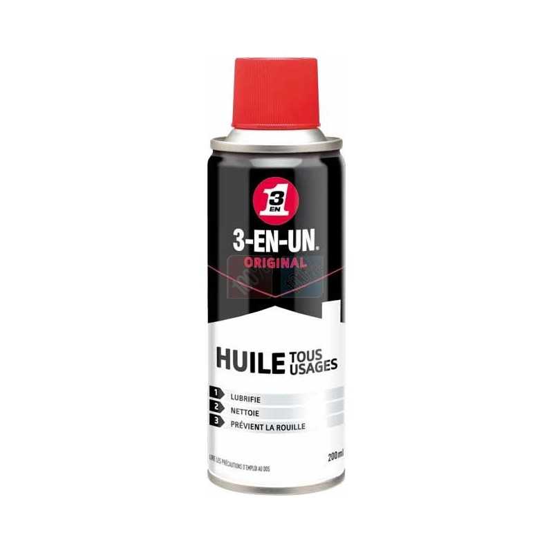 3 en 1 original huile tous usage spray 200ml 100 volet roulant. Black Bedroom Furniture Sets. Home Design Ideas