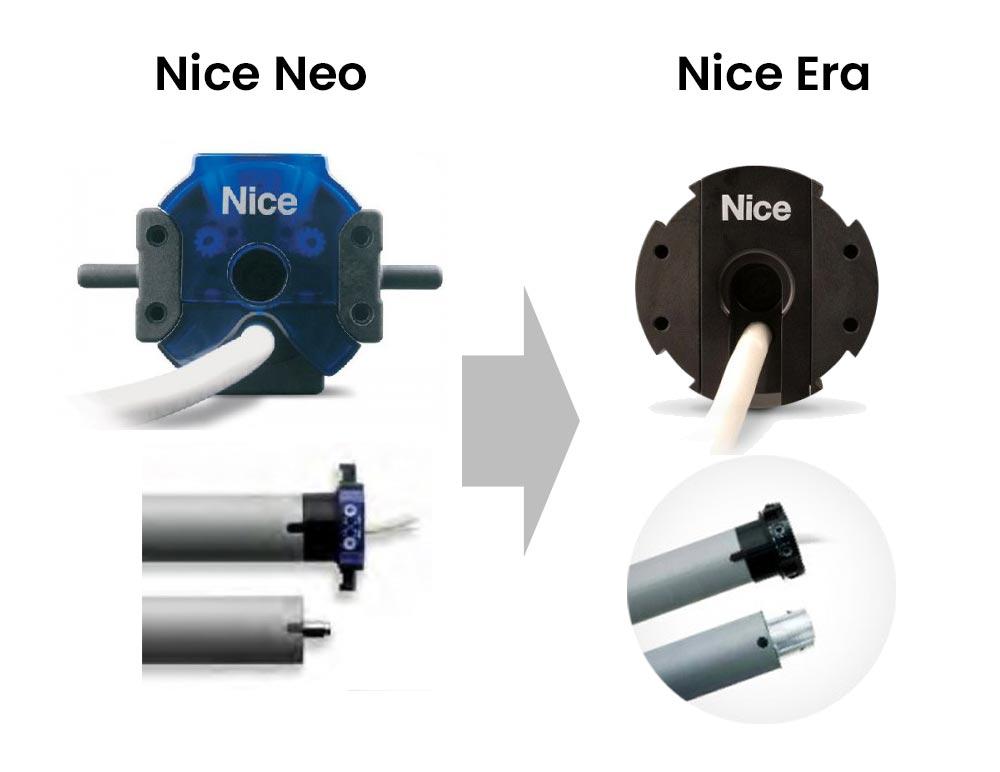 nice Neo devient nice Era