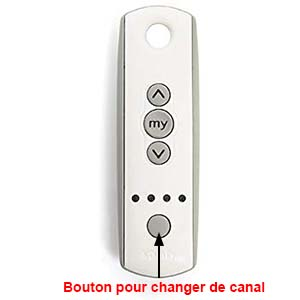 telecommande 5 canaux