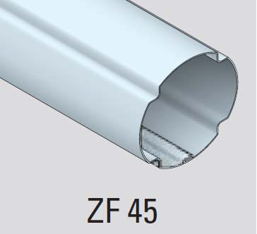 tube zf 45mm
