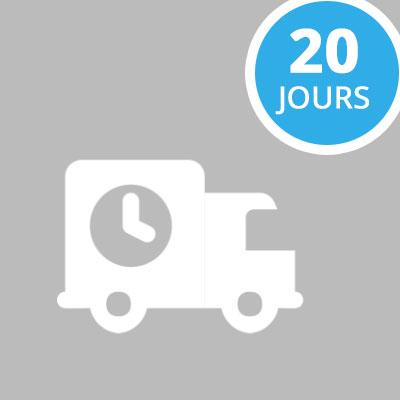 délais de fabrication de 20 jours pour un volet roulant electrique